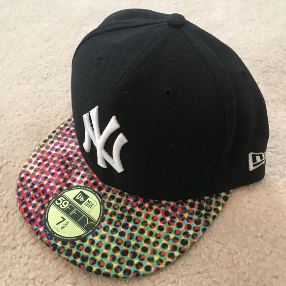 NWT NEW ERA 59FIFTY New York Yankees Fitted Hat 938de32135c